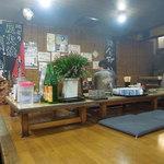 田舎村・いなか本館 - 店内の雰囲気