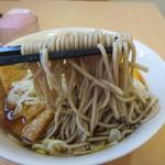 16895927 - 麺の量は1.5倍でボリューム満点! (2013.1)