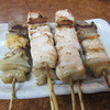 串乃屋 - 料理写真:もつ4せい2