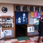 魚河岸寿司 - 清新町団地?の中にありますお寿司屋さん 「魚河岸寿司」   小さなショッピングセンターの2階にお店がありました!