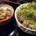 鈴木庄兵衛商店 - 豚蕎麦