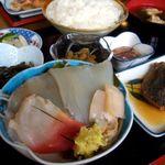 169598 - 賀老食堂:賀老定食