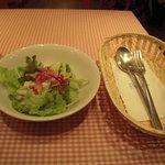 ペルコラ - 野菜サラダ