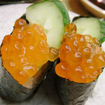 天下寿司 - いくら
