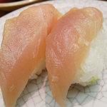 天下寿司 - はまち?