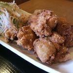 金次郎食堂 - 料理写真:カラッと揚がってます♪
