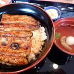16901993 - うな丼 竹