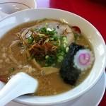 日和田製麺所 - 中華そば 600円