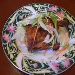 DURGA - タンドリーセットの肉