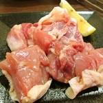 珠杏 - 上もも肉(塩)