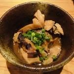 魚三郎 新松戸直売所 - あら煮199円