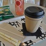 インクカフェ - 料理写真:カフェラテ ¥300