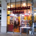 シアトルズ ベストコーヒー - アパヴィラホテル1Fにあります