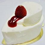 アンリ・シャルパンティエ - チーズケーキ (^^
