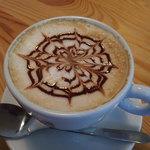 カフェ カプリ - チョコマキアート