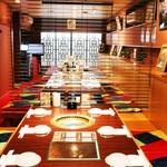 飛楊鳥 - 三階 宴会席 最大30名様まで 最新のカラオケを設置しております。