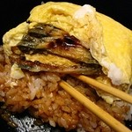 菱や - 「う巻き丼」980円