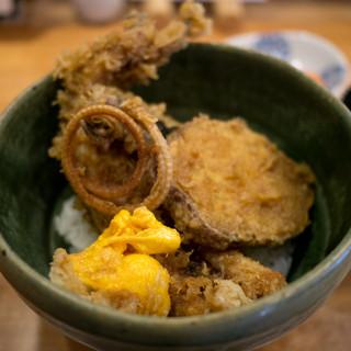 もっこす - 料理写真:ランチの穴子丼