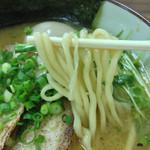 麺魂 - 浅草開化楼麺(2013年1月)