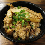 麺魂 - チャーシューめし(2013年1月)