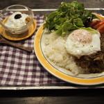にちにち食堂 - 料理写真:週替わりカレー