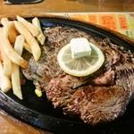 ビッグハート - こくもつ牛ステーキ(300g)2,000円
