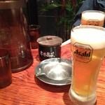 博多一双 - 生ビール500円♪