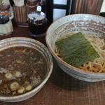 究極の味噌らーめん Misoism - つけめん(魚介豚骨スープ)