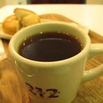 16915284 - コーヒーはたっぷり入ってます