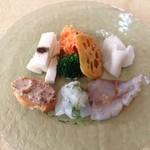 ビランシア - 前菜 8種