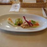 イタリアキッチン ヴォナセーラ - 前菜