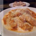 煮込み ナカミヤ - 煮込み ナカミヤ トマトソース味煮込み