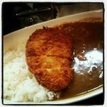 麹町咖喱 - カツカレー ¥590-