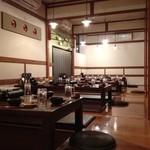 黒木屋 - 大塚店の大宴会場は最大35名様までご利用いただけます。