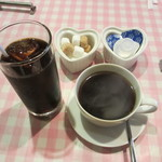 ブラッスリー カズ - コーヒー、アイスコーヒー