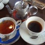 セルフィーユ - 1月19日 紅茶&コーヒー