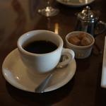 ビストロ ミツ - コーヒーです。