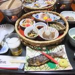 松川温泉 峡雲荘 - こんな感じ!