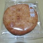 神田明神売店 - 将門煎餅(極上厚焼)