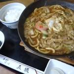 五城 - 味噌煮込みセット(`▽´)