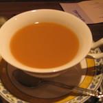 16926391 - ポットの湯が2杯分あるのでミルクシナモンティーも作りました♪