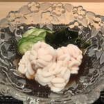 寿司 こうき - 白子ポン酢