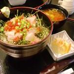 和彩盆 大彦 - 海鮮丼