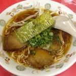 西脇ラーメン - 500円