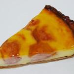 patisserie GRANDIR - 料理写真:いちごのクラフティ(\336、2012年12月)