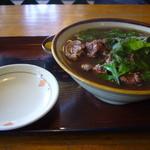 一休食堂 - 「山羊汁」 1250円 (+100円ライス付に)