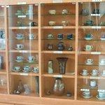 科ふぇすた - コーヒーのカップはこの棚から選択