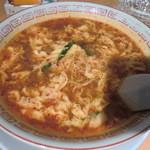 辛麺屋 輪 - 辛麺 25倍 850円