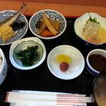 ふじよし - 料理写真:ふじよし定食840円♪