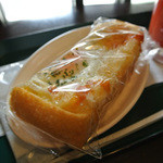 プロント - 朝ごぱんチーズ(ハーフ)